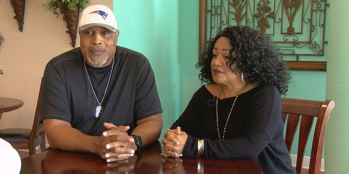 Former New England Patriot works to change lives