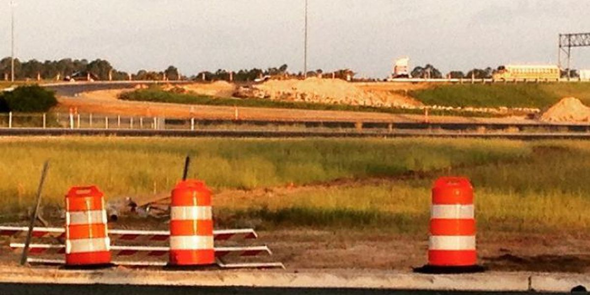 MDOT plans to reopen I-10/I-110 loop today