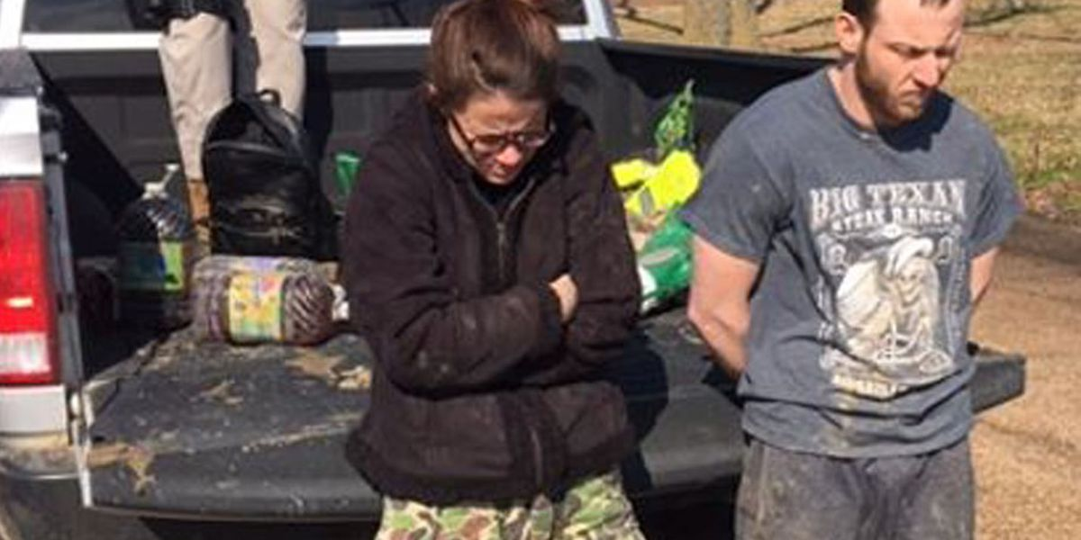 Greenville couple arrested for allegedly trying to sneak contraband into Parchman; claim they were only duck hunting
