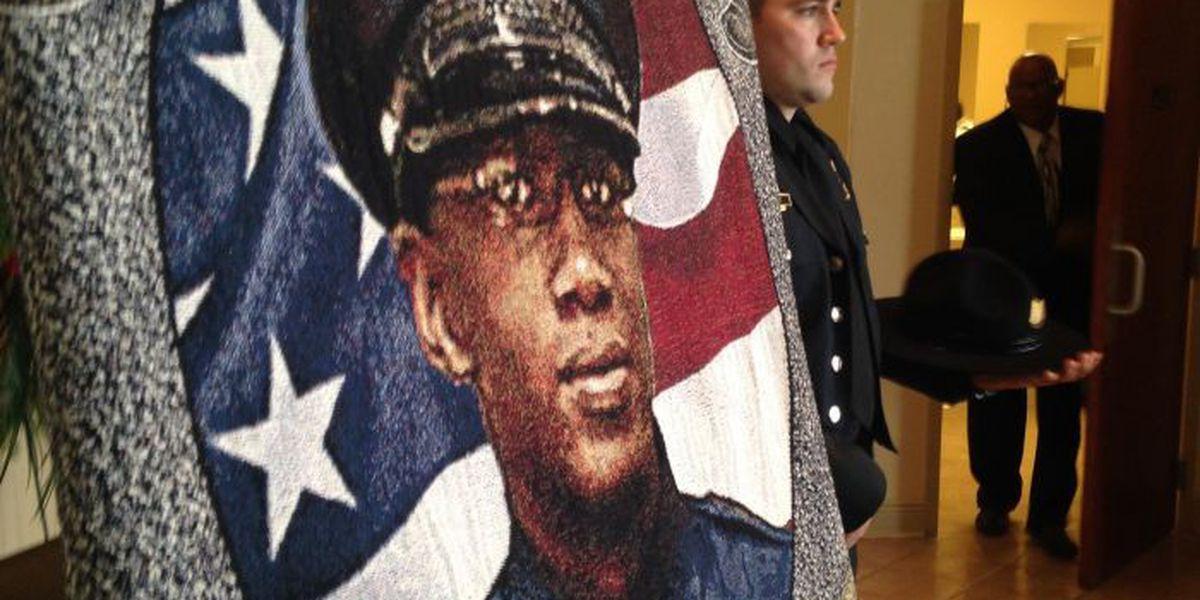 Slain Hattiesburg Patrolman remembered for service and sacrifice