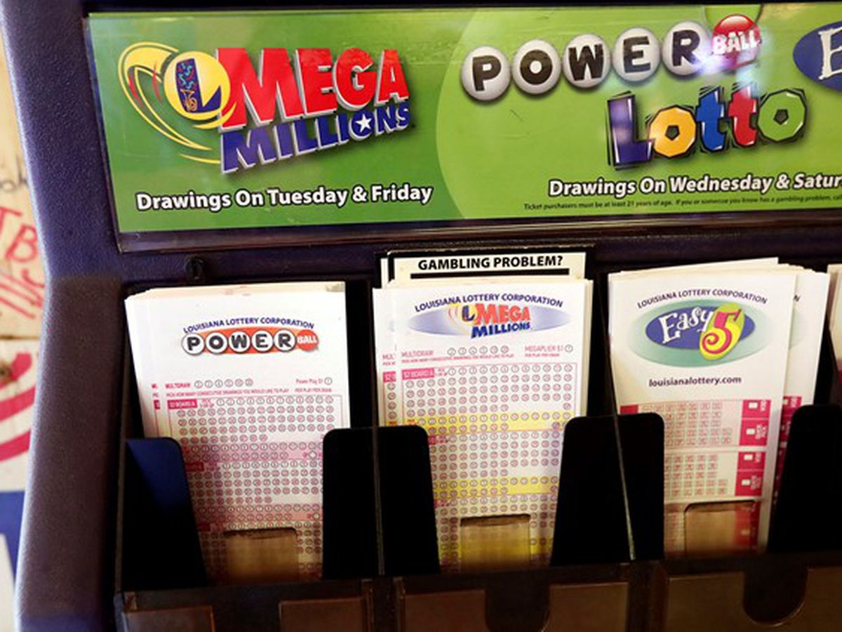 Powerball Mega Millions Tickets Now On Sale In Mississippi