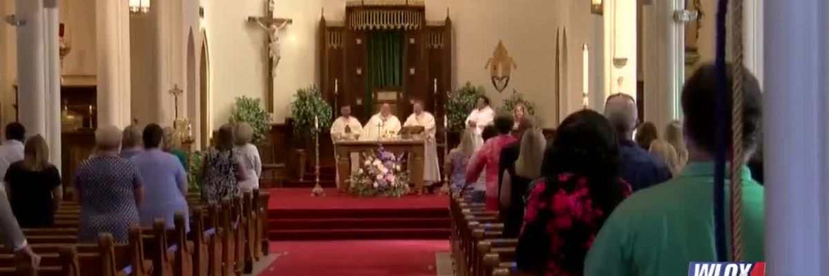 Catholic Diocese of Biloxi opens school year with Mass