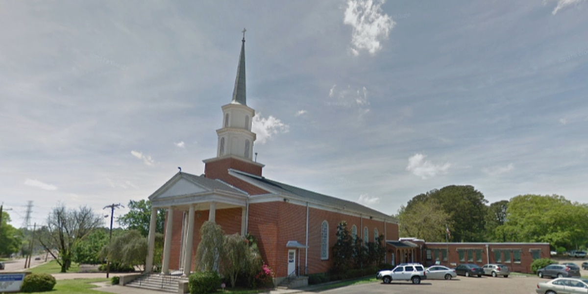 Police: Homeless man stabbed to death inside Mississippi church