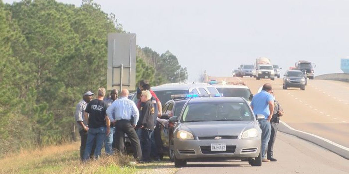 MHP: Man who ran from I-10 traffic stop still on the loose