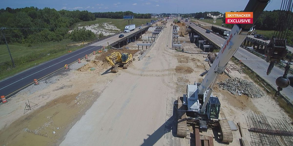 Highway 49 widening project expected to be complete by 2021
