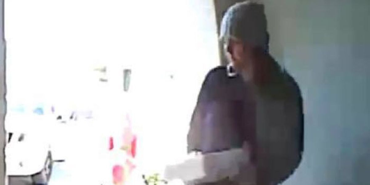D'Iberville woman warns residents of local package theft