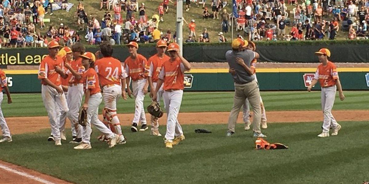 Little League World Series champions return home