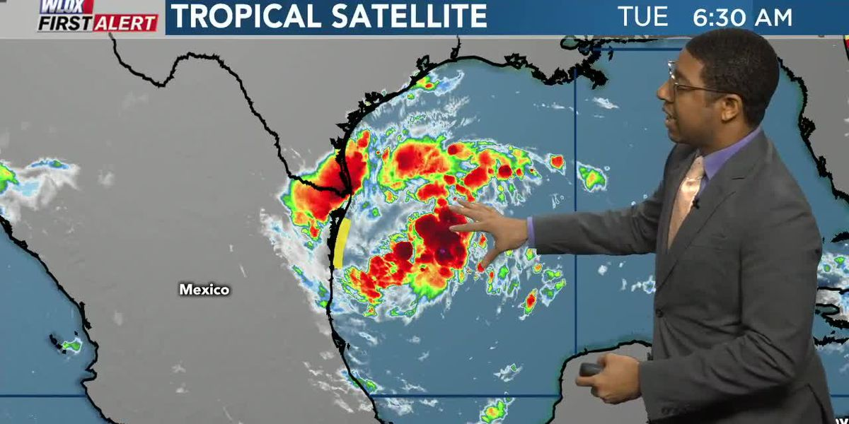 Wesley's Tuesday AM tropical update