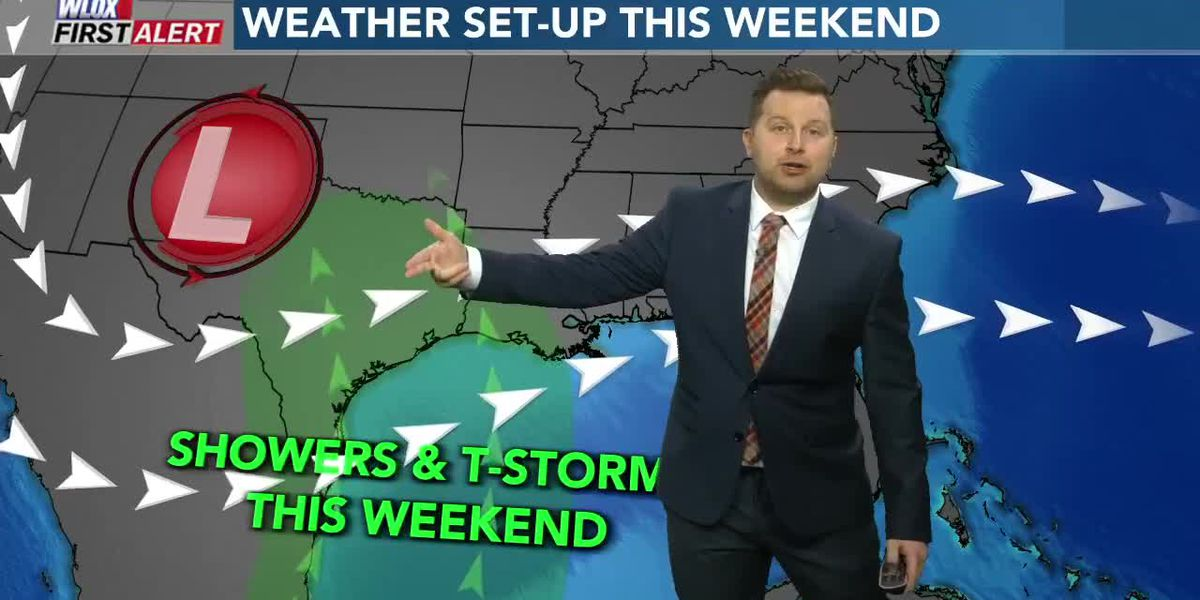 Early showers and fog on Thanksgiving; rain chances return Friday into weekend, colder next week