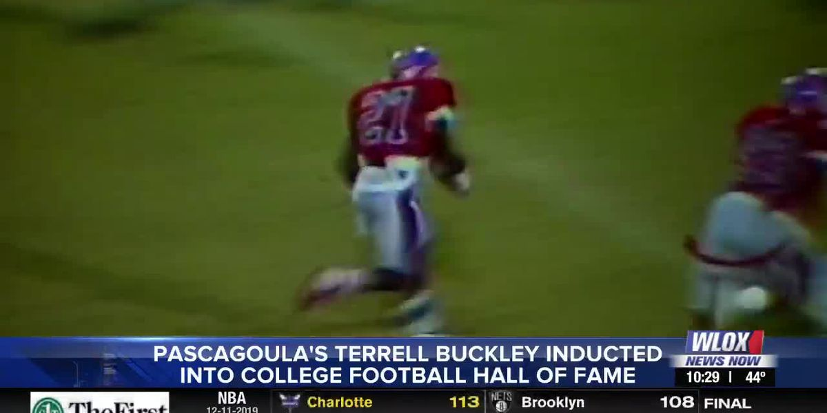 Terrell Buckley inducted into College Football Hall of Fame
