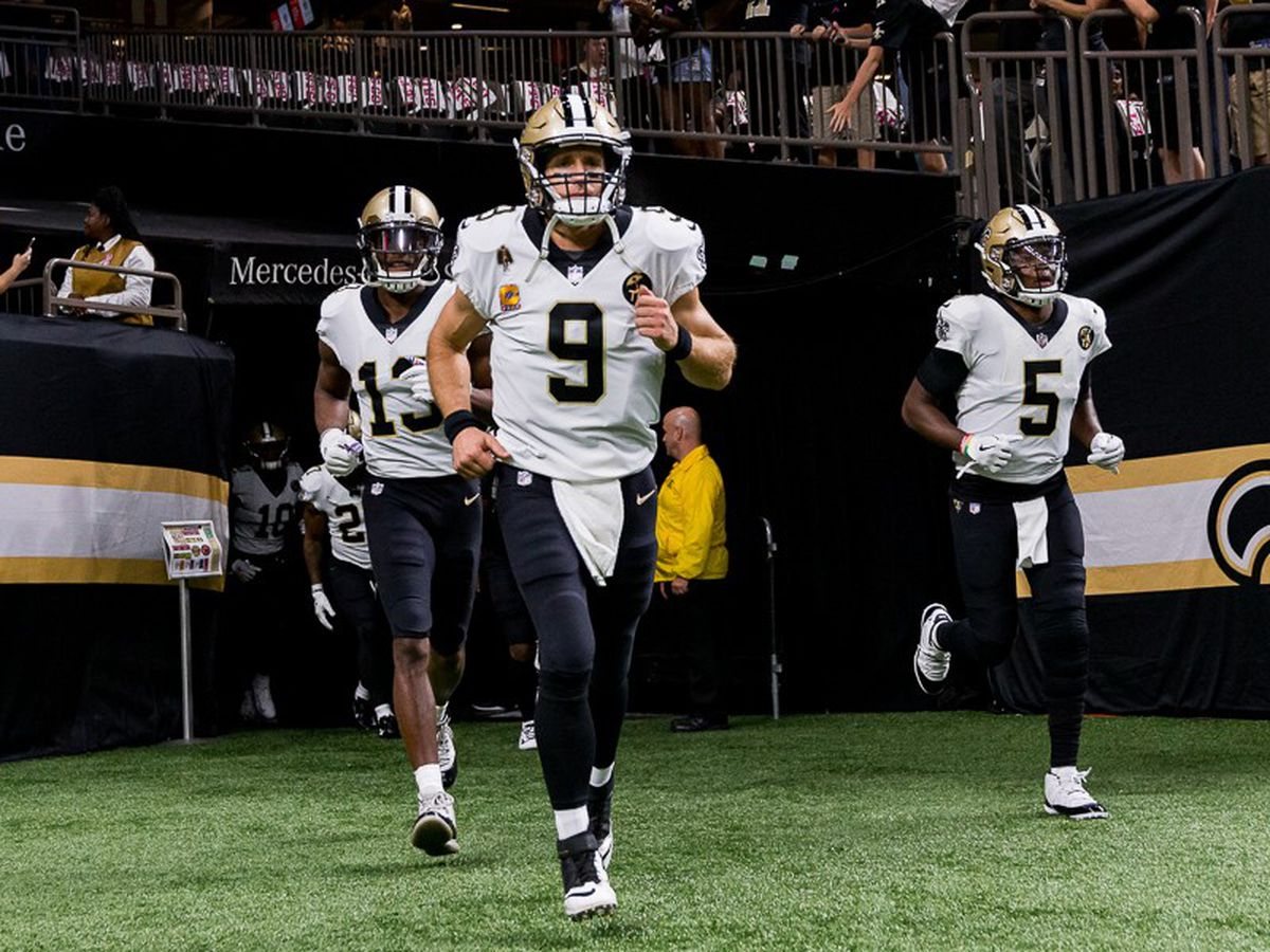 Drew Brees discusses backlash, upcoming Saints season