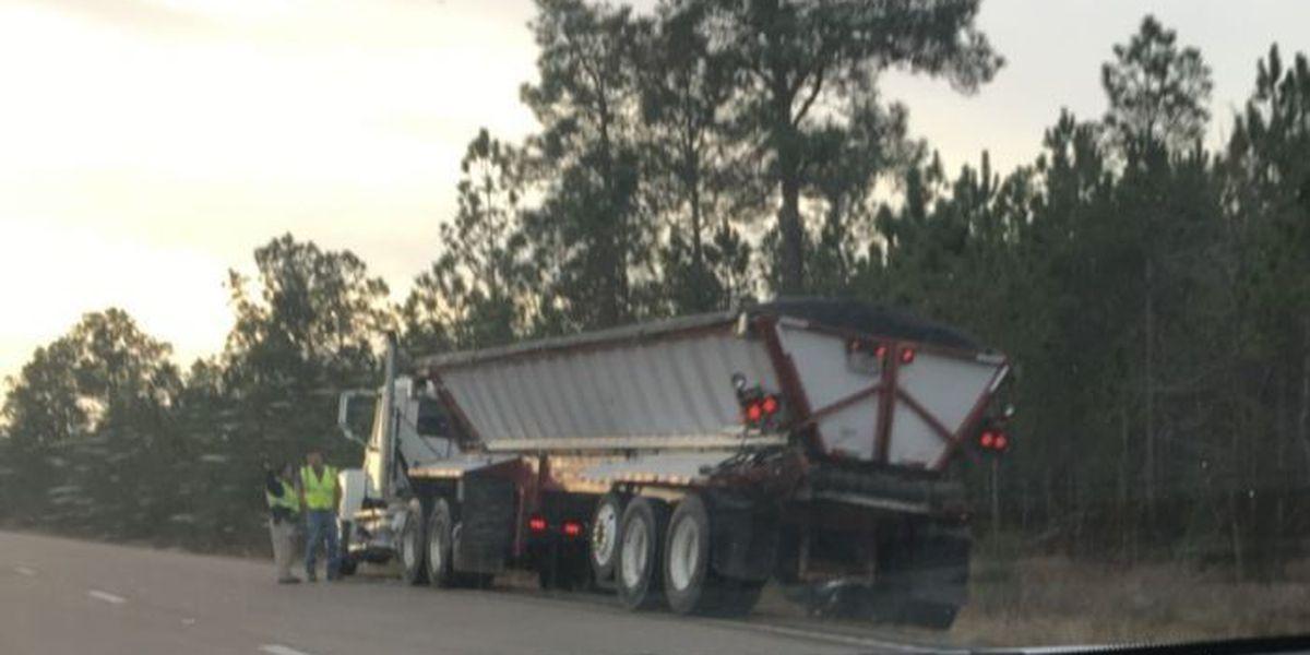 UPDATE: Hwy. 603 back open after diesel spill