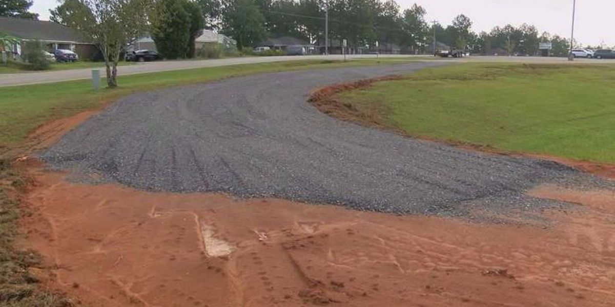 West Wortham paving project will clear up traffic, safety issues