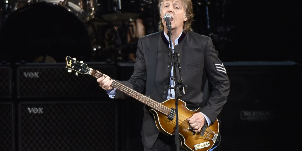 Paul McCartney returns to New Orleans in 2019