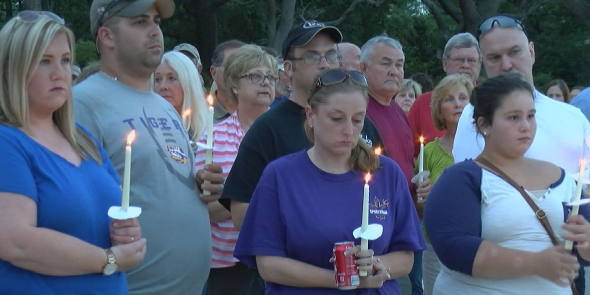 Emotional ceremony honors the life of Jessie Bardwell