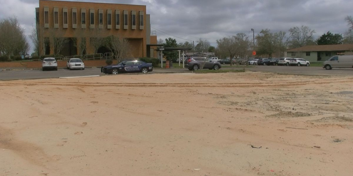 Bay St. Louis Police Department one step closer to getting a new home