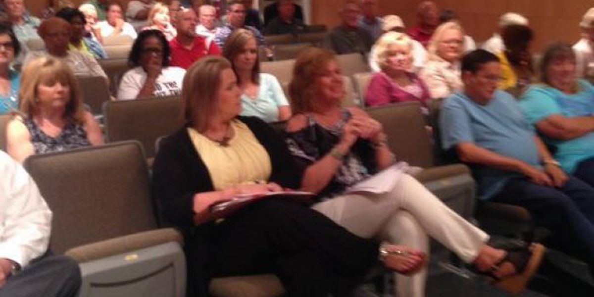 Jackson Co. supervisors refuse to answer SRHS retiree questions