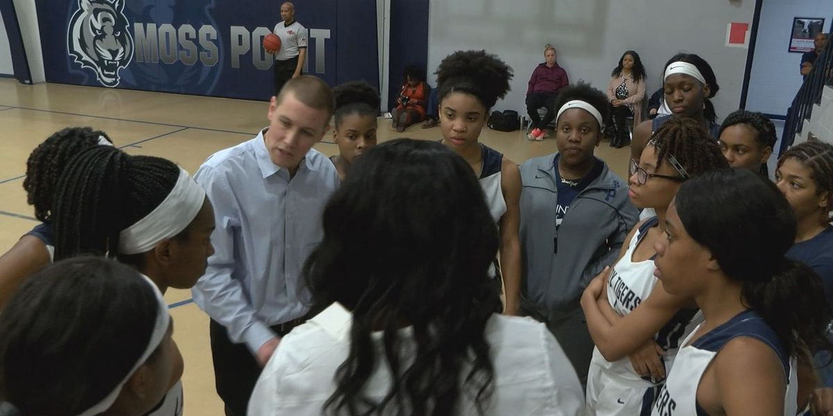 Moss Point Girls Basketball Prepares For Quarterfinal Rematch
