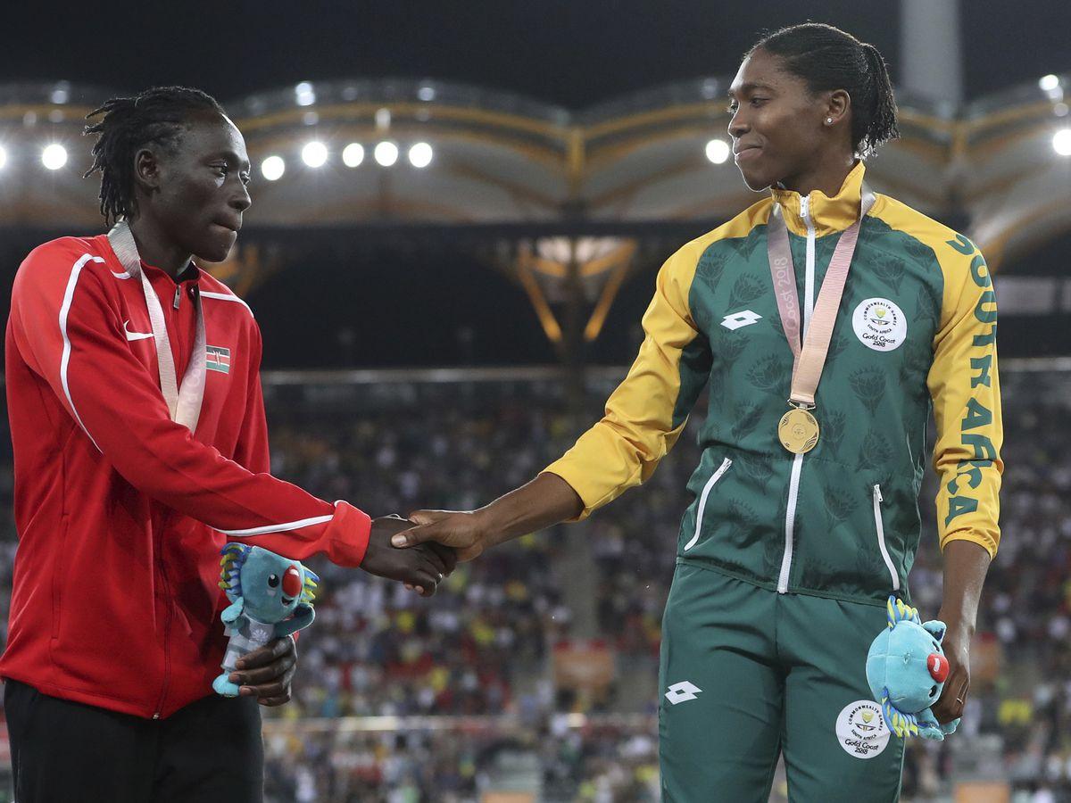 Another female athlete slams testosterone rules, refuses medication