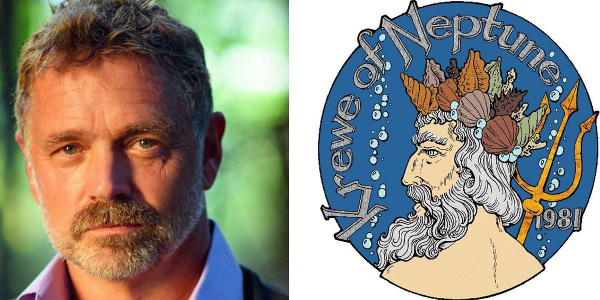 """Krewe of Neptune's celebrity Grand Marshal is """"just a good old boy"""""""