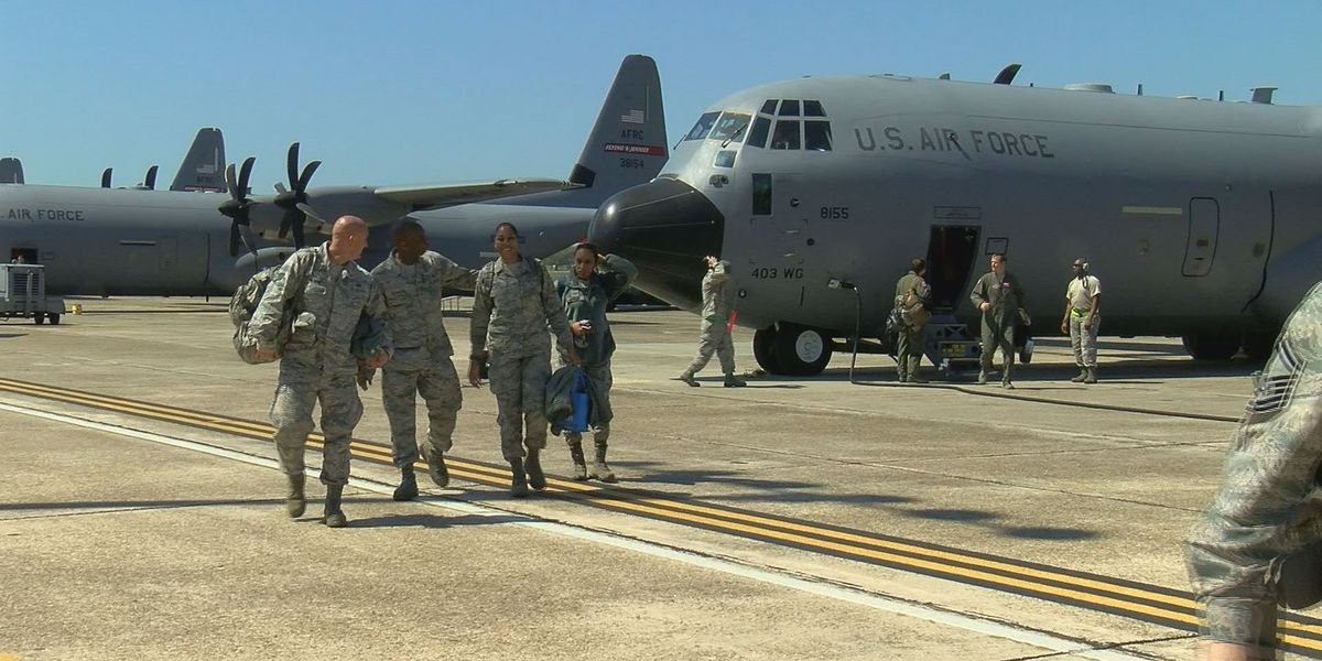 Airmenprepare for upcoming deployment to Middle East