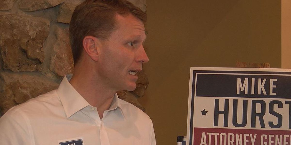 Hurst makes campaign stop in Gulfport to promote conservative agenda