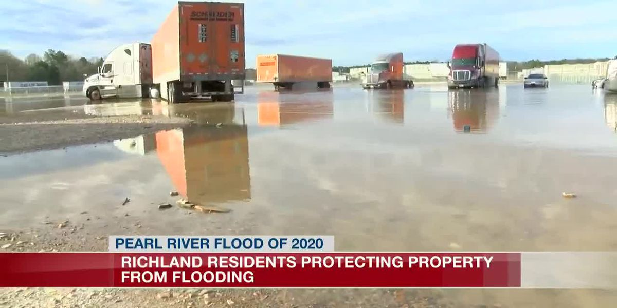 Pearl River Flood of 2020: Neighbors brace for historic flooding in Richland