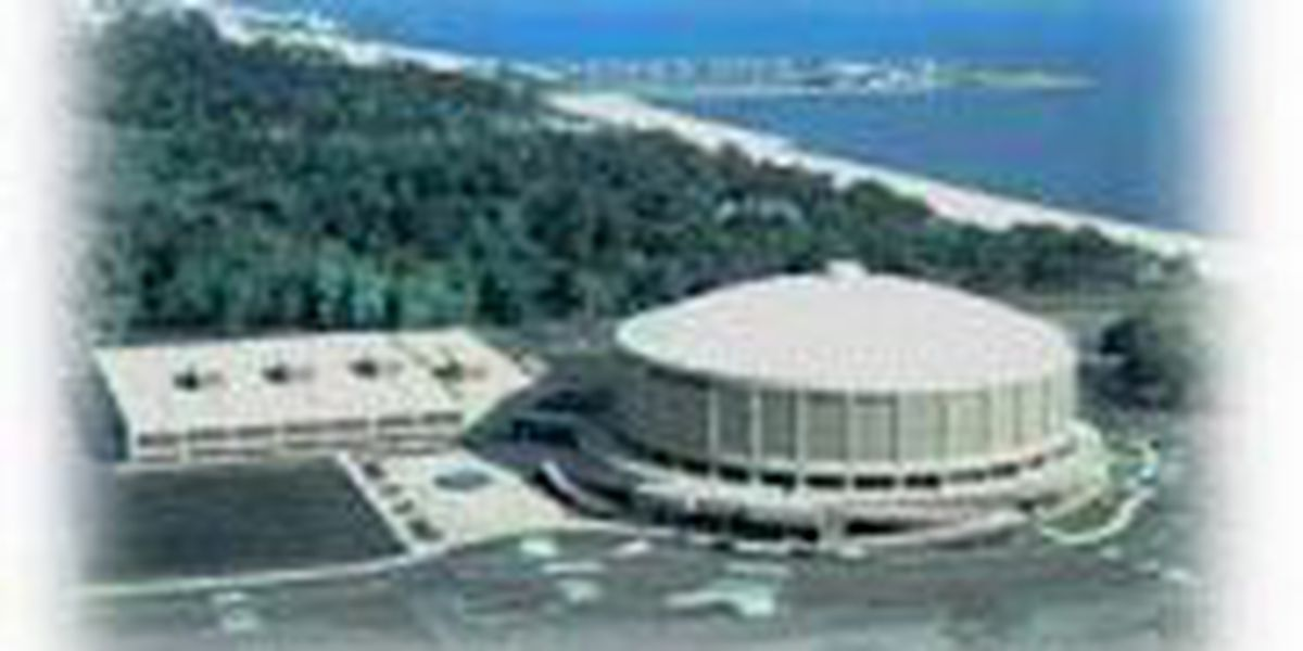 New bill would shift control of Coast Coliseum Commission