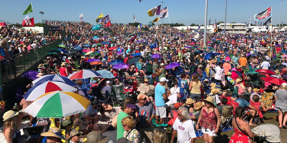 Jazz Fest rescheduled for Fall due to COVID-19 concerns