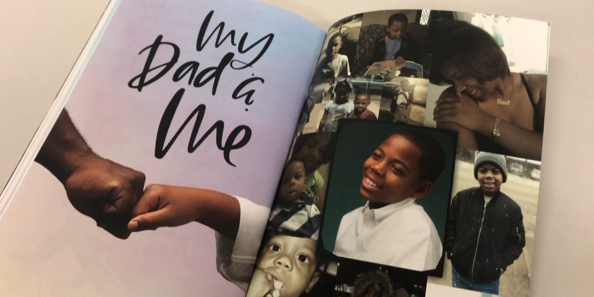 Ten-year-old author pens book to cope with loss of his mom