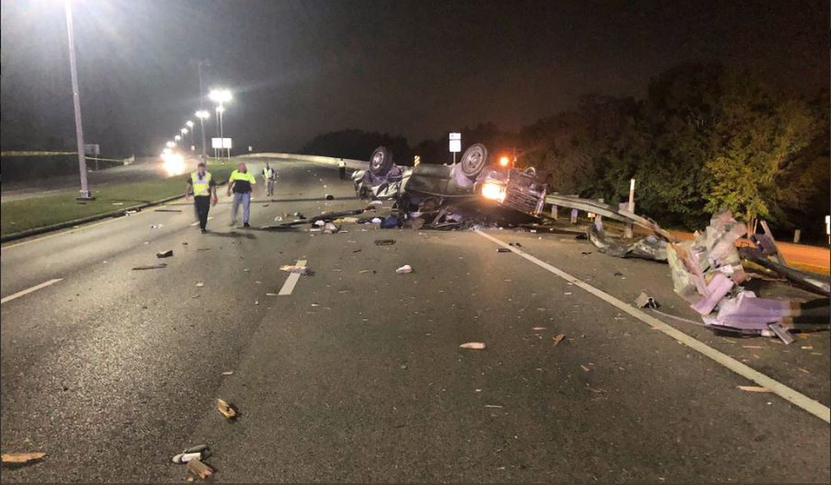 Near Gas Station >> Two killed in Hwy 90 accident in Ocean Springs