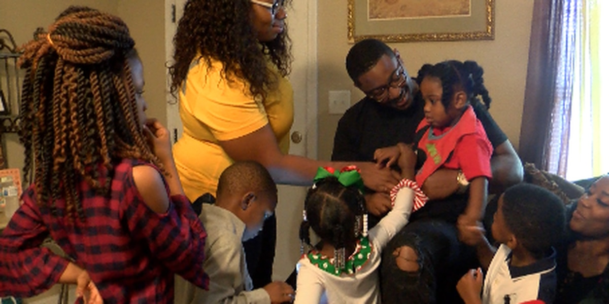 Family cherishes Christmas with 3-year-old after rare diagnosis