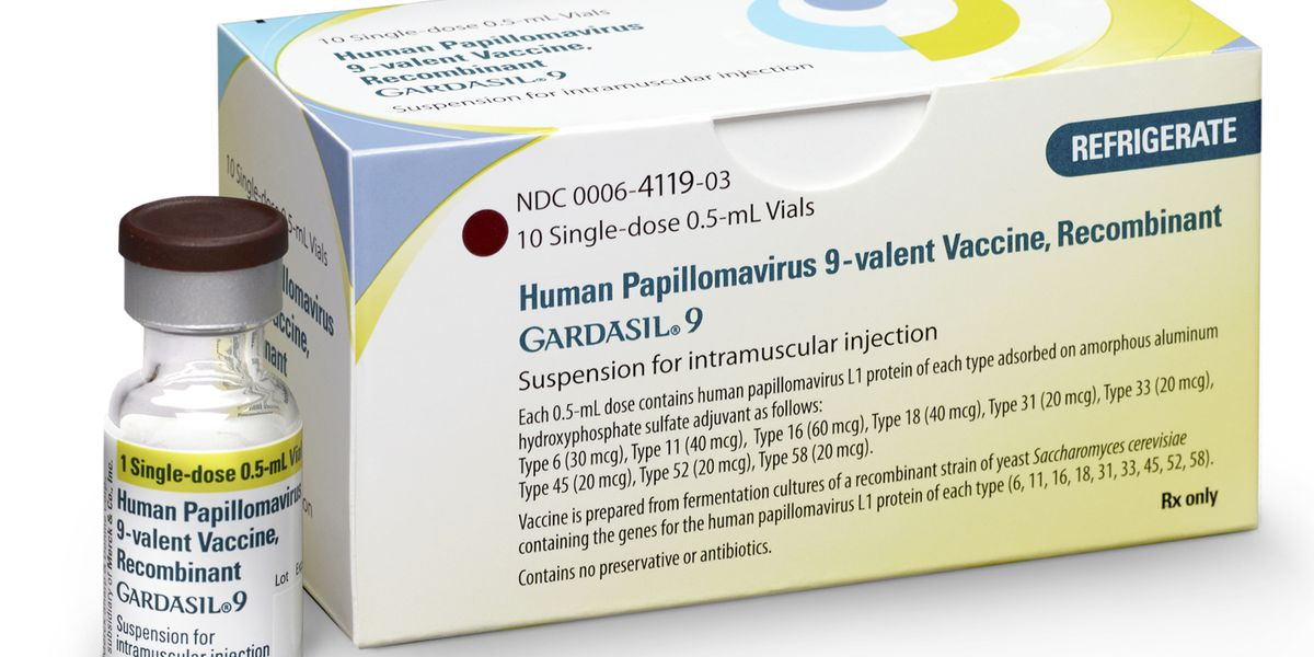 FDA expands use of cervical cancer vaccine up to age 45