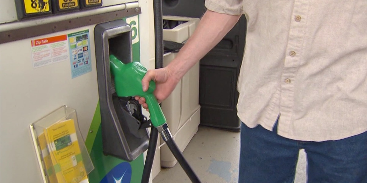 Gas prices could spike due to Tropical Storm Barry