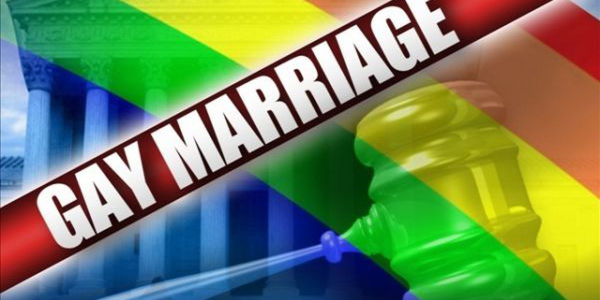 Gay rights advocates respond to same-sex marriage ban