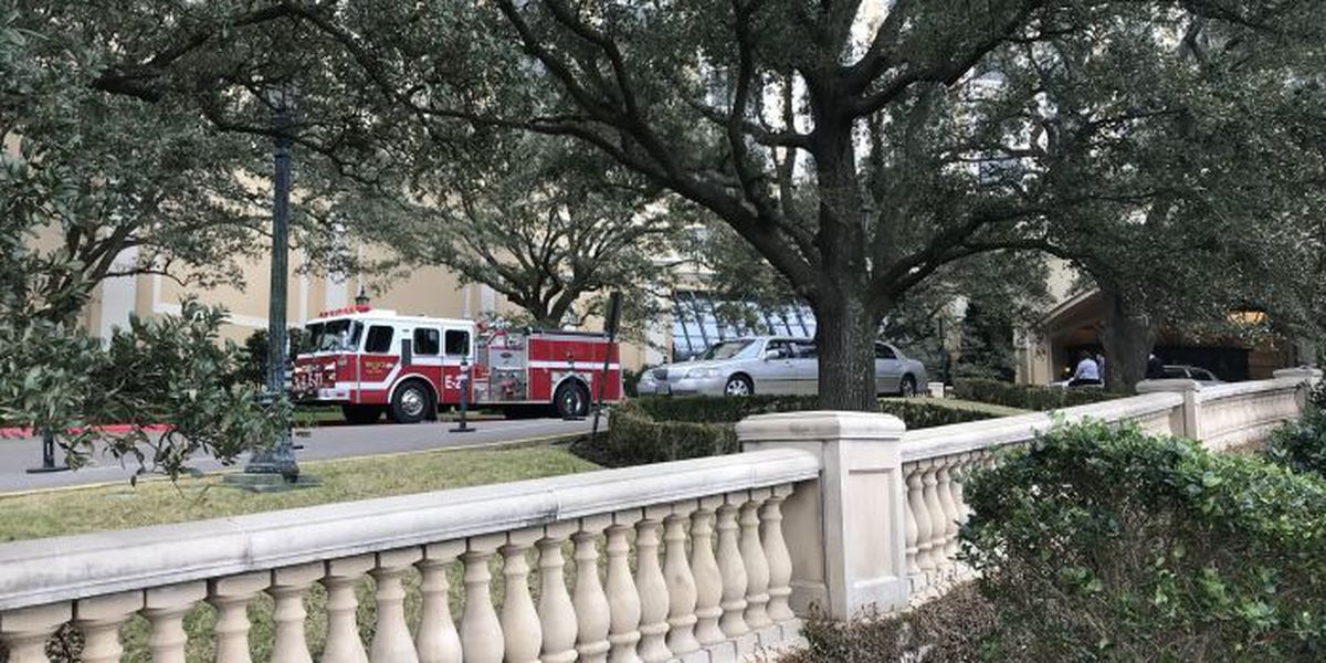 UPDATE: Three patients transported after Beau Rivage fire
