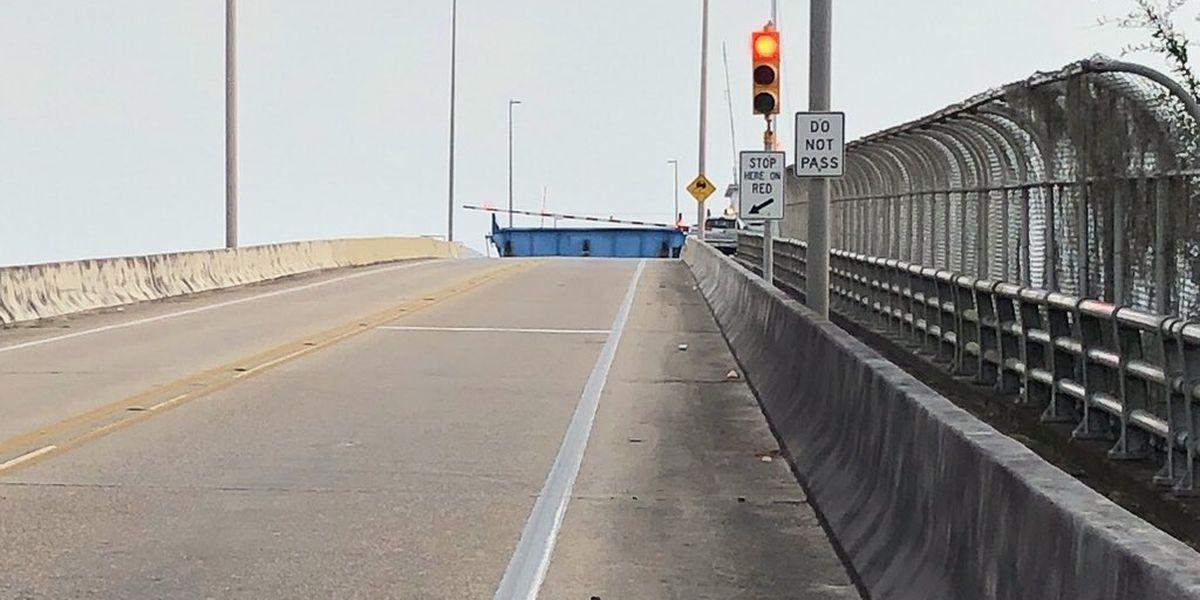 UPDATE: Popp's Ferry Bridge back open
