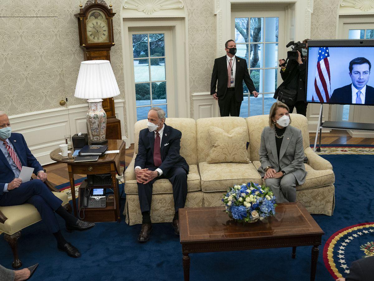 Biden team readies wider economic package after virus relief