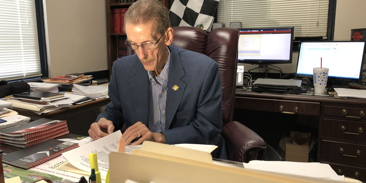 'It's time to enjoy life' Harrison Co. coroner not running for re-election