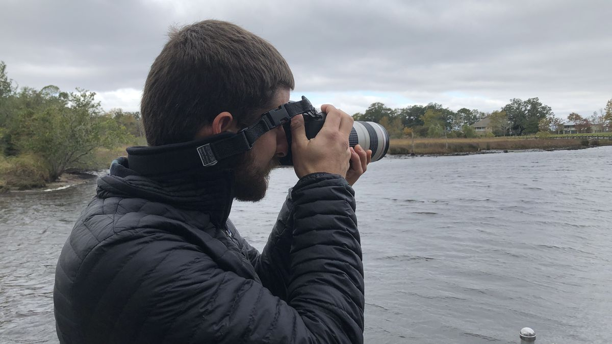 Nature photographer helping to protect Pascagoula River