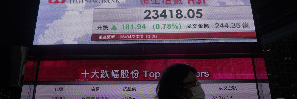 Worldwide stock rally accelerates on hopes for coronavirus peak