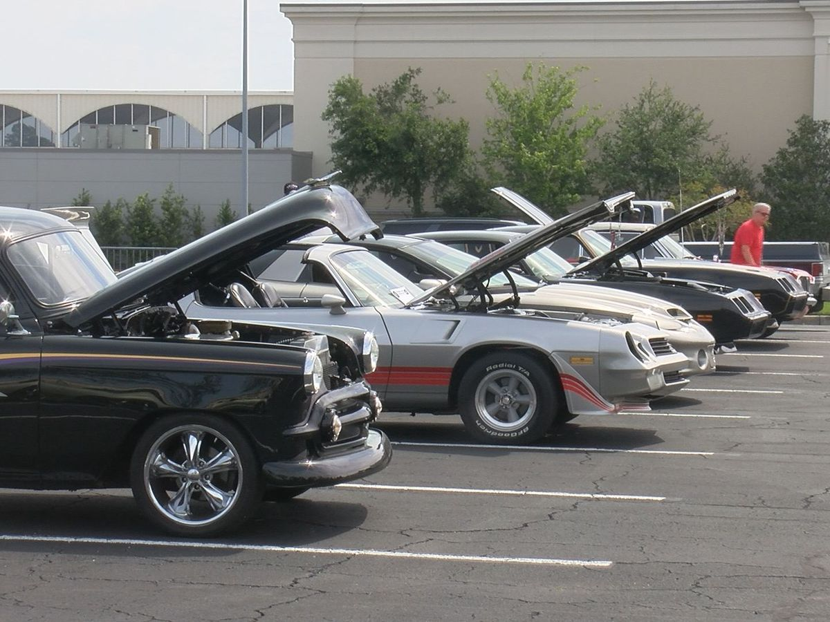 Southern Hospitality Car Show enjoys beautiful Sunday after stormy week