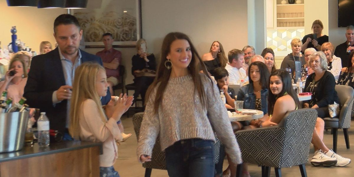 Gabrielle's Trendsetters host charity fashion show benefiting Boys and Girls Club