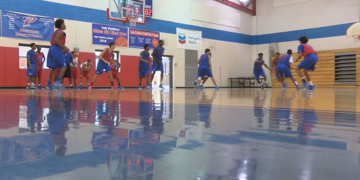 Pascagoula Panthers aiming for a trip to Jackson and the 5A State basketball finals