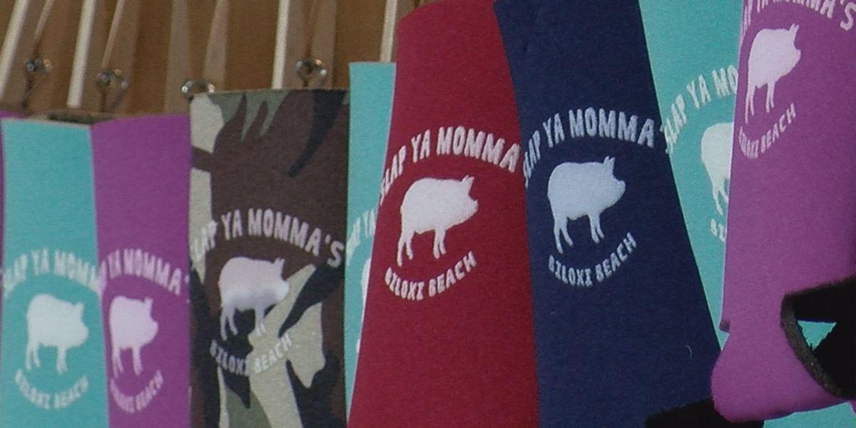 Slap Ya Momma's BBQ restaurant celebrates weekend sales since reopening