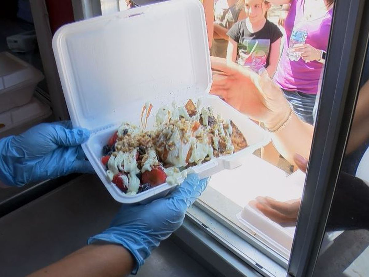 Food Truck Festival in Biloxi draws an estimated 2,000 people