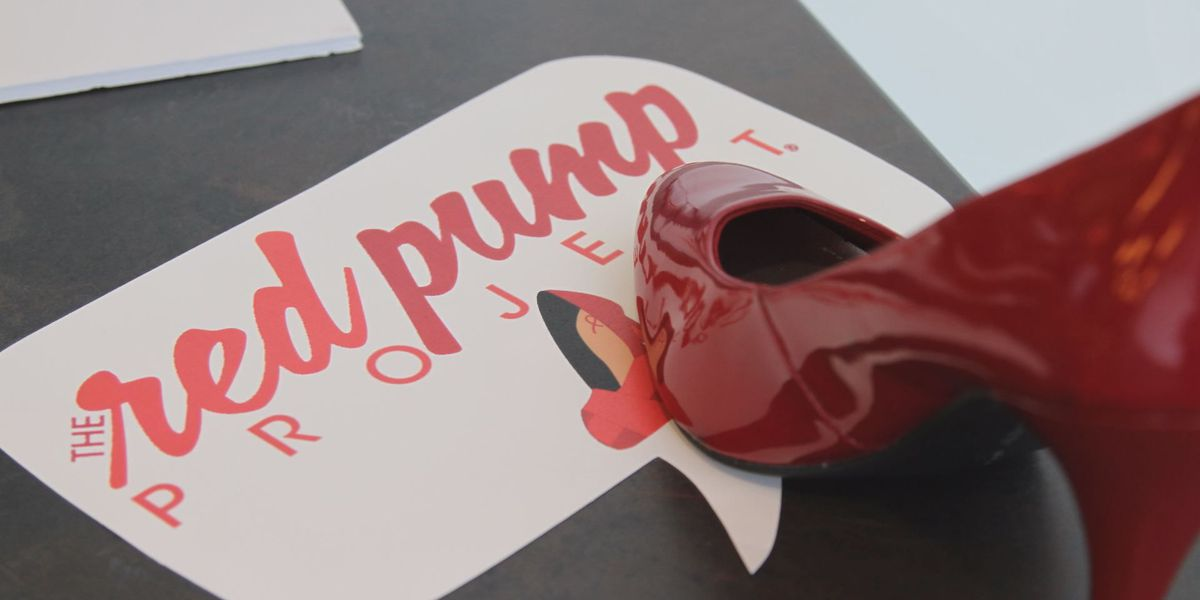 Red Pump Project educates Coast women and teens about HIV