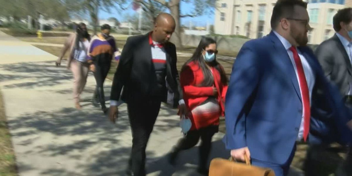 'Guilty, your honor': Mario King resigns as mayor, pleads guilty to one federal charge