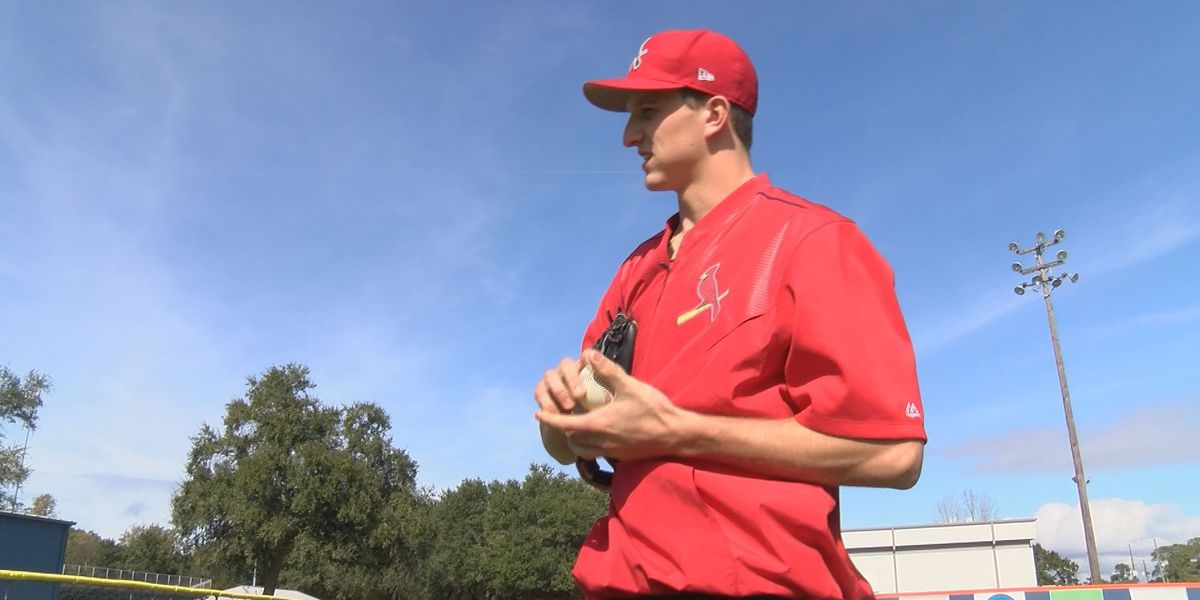 Vancleave's Tyler Bray aiming for the Major Leagues with the St. Louis Cardinals
