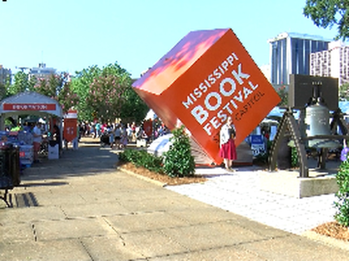 Literary Lawn Party: Mississippi Book Festival held in Jackson